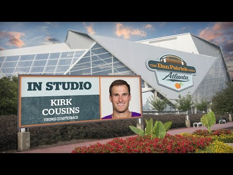 Vikings' QB Kirk Cousins Talks 2018 Disappointment & More w/Dan Patrick | Full Interview | 2/1/19