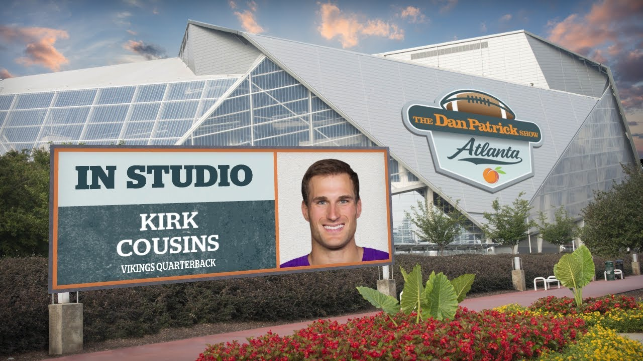 Vikings' QB Kirk Cousins Talks 2018 Disappointment & More w/Dan Patrick | Full Interview |