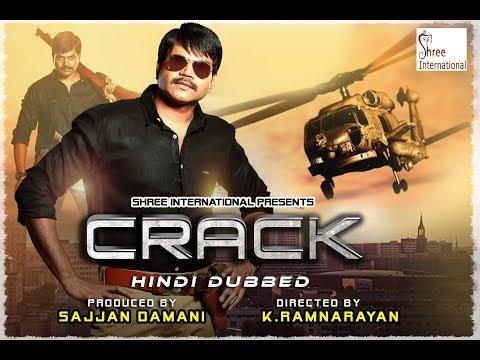CRACK (2019) | Hindi Dubbed Full Movie | Vinnod Prabhakar, Akanksha