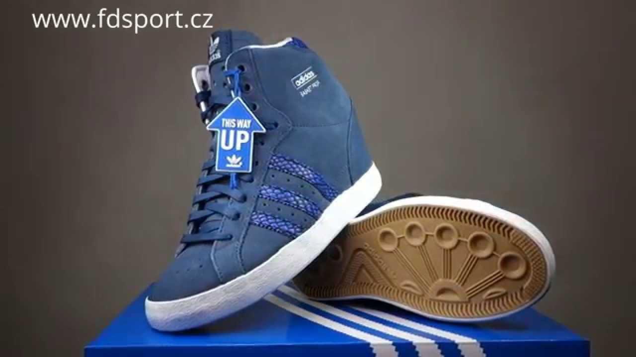 Boty M20838 Basket Dámské Up Adidas Originals W Profi 6vYb7yfg