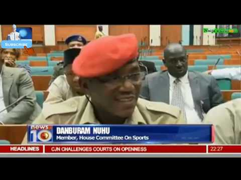 Nigerian Sports Minister Dalung Invests Super Falcons Unpaid Bonus in MMM