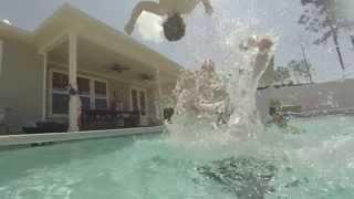 Pool Day in Panama City Beach, FL