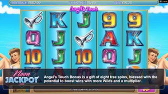 Angel's Touch Slot at NeonJackpot.com!