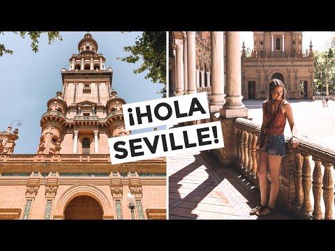 SEVILLE IN A WEEKEND – The best city in Spain?