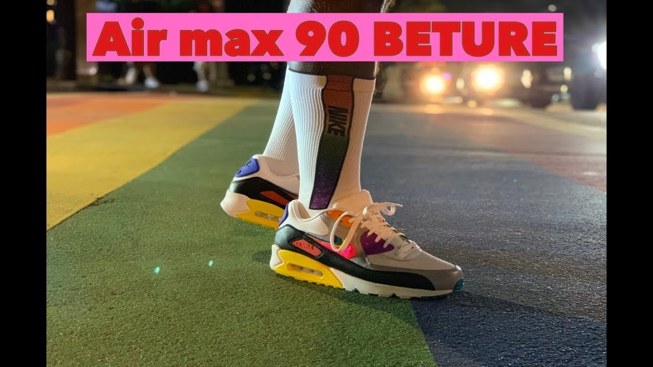 Air Max 90 Be true review