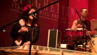 Hiroshima performs One Wish Live at Spaghettinis Feat Terry Steele