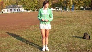 Прыжки на скакалке(http://vk.com/id13019046 - страничка Лены вКонтакте У нас Вы можете заказать индивидуальную программу тренировок по..., 2014-10-24T11:25:25.000Z)