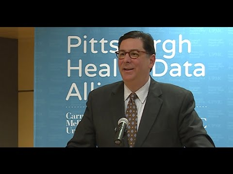 Mayor Bill Peduto Remarks at Pittsburgh Health Data Alliance Press Conference