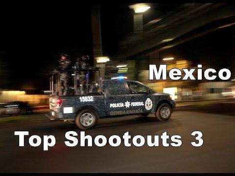 Balaceras en México #3 | Top Mexico Shootouts