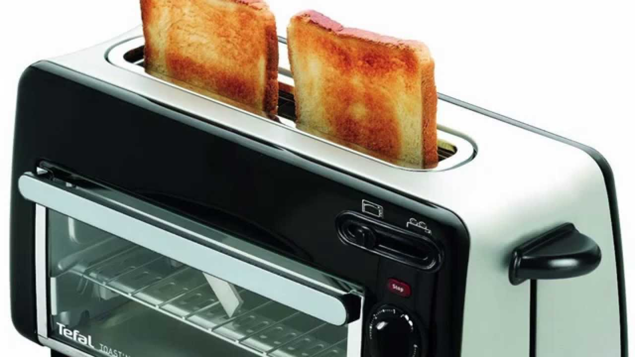 Toast N Grill Téfal Unboxing Fr