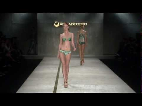 Agua de Coco 2012 at Sao Paulo Fashion Week