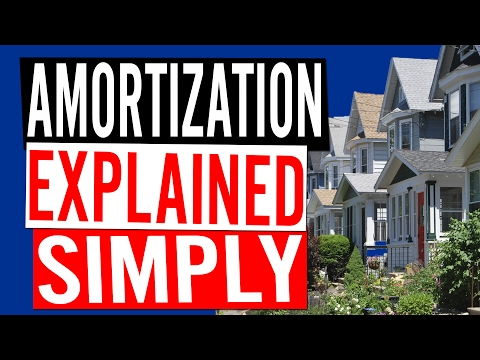 amortization-explained-simply
