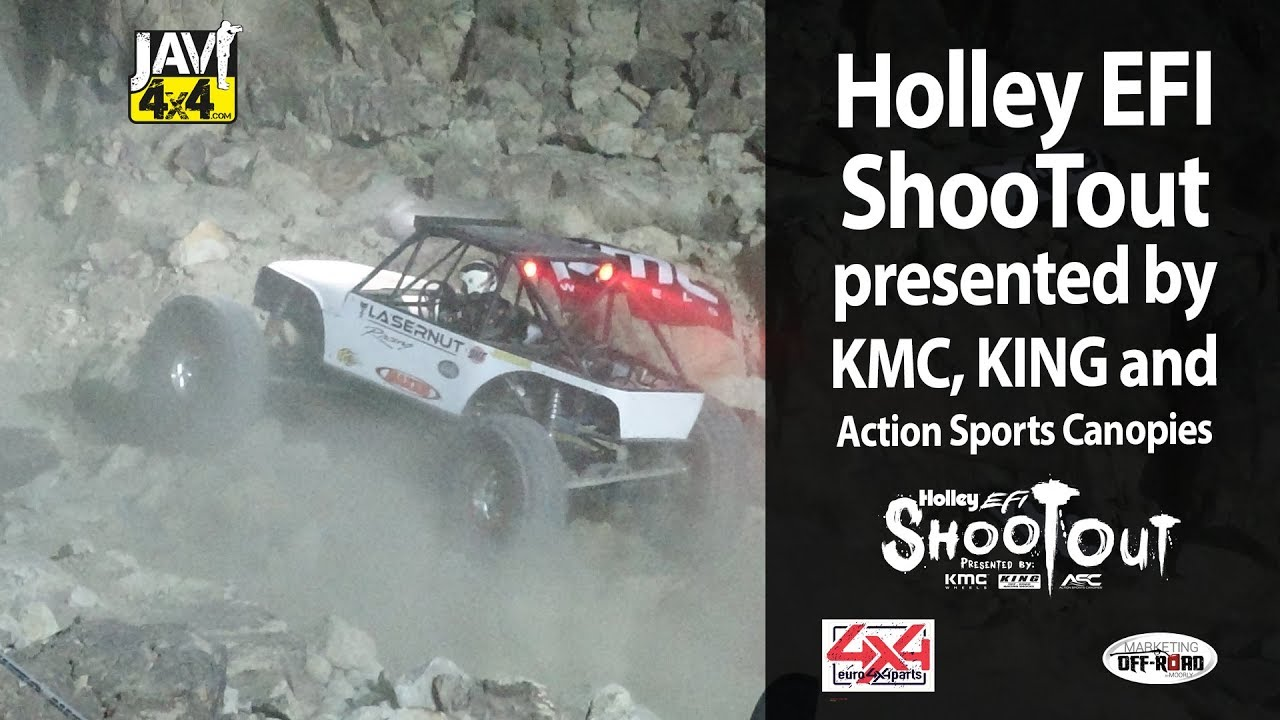 Holley EFI ShooTout presented by KMC KING and Action Sports Canopies & Holley EFI ShooTout presented by KMC KING and Action Sports ...