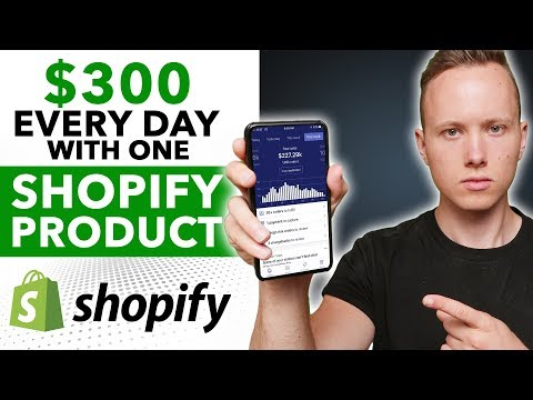 How To Easily Find $300/Day Dropshipping Products | Shopify Product Research Guide thumbnail