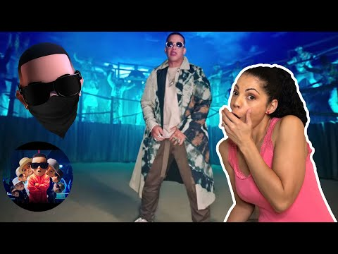 Daddy Yankee Que Tire Pa Lante Reaction
