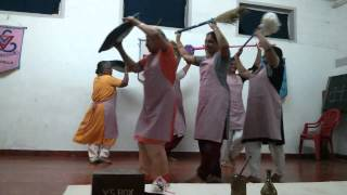 Ys Menettes Day Tiruvalla   Kitchen Dance