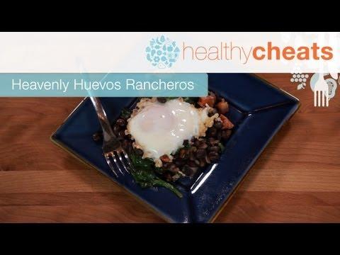 Heavenly Huevos Rancheros | Healthy Cheats With Jennifer Iserloh