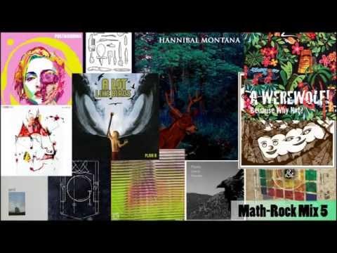 Math Rock Mix 5