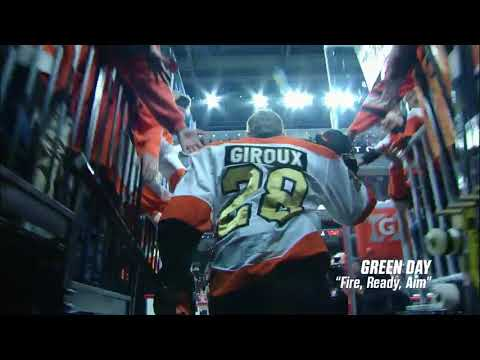 Green Day - Fire, Ready, Aim (NHL - Official Video)