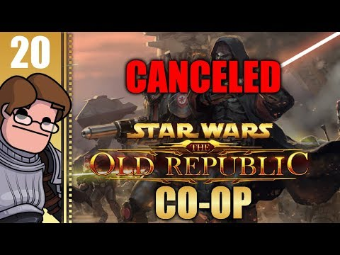 Let's Play Star Wars: The Old Republic Co-op Part 20 - CANCELED [Archive Week]