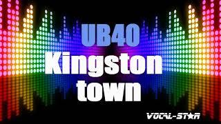 UB40 - Kingston Town (Karaoke Version) with Lyrics HD Vocal-Star Karaoke