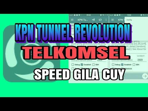 Kpn Tunnel Rev Telkomsel Youtube