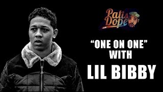"""Video PATisDOPE """"One On One"""" with Lil Bibby download MP3, 3GP, MP4, WEBM, AVI, FLV Juli 2018"""