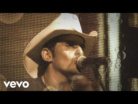 Brad Paisley - Alcohol (Live)