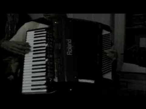 Popeye Theme Song on a V-Accordion