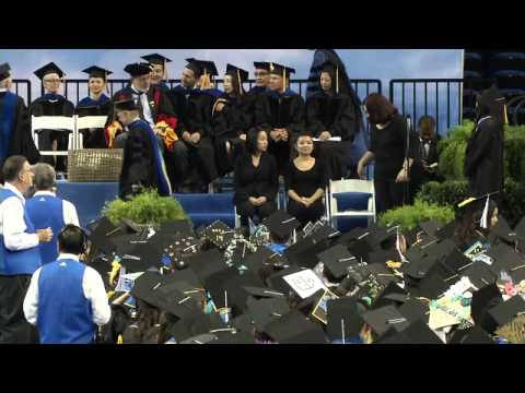 2014 UCLA Department of Psychology Commencement
