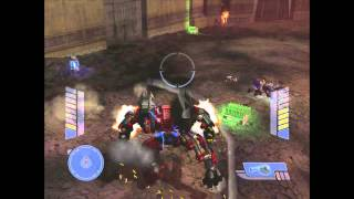 MechAssault 2: Lone Wolf - Against the Spiders - Elite Difficulty