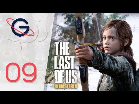 THE LAST OF US REMASTERED FR #9 : La Chasse