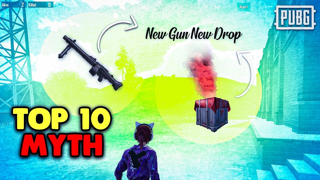 Download 😎TOP 10 Mission Ignition Mythbusters in Pubg mobile | Mission Ignition in Bgmi | IND AMOL #48