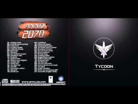 Anno 2070 Soundtrack - Tycoons - Asymmetric Warefare