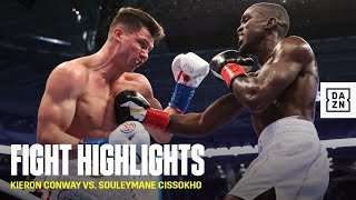FIGHT HIGHLIGHTS | Kieron Conway vs. Souleymane Cissokho