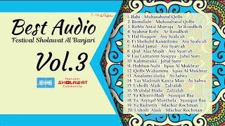 Full Sholawat Hadrah Al-Banjari Paling Merdu Bikin Bapeeeer Vol.3