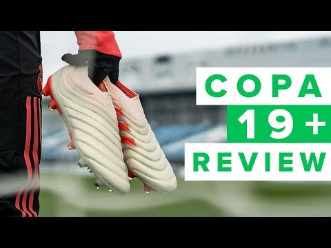 ADIDAS COPA 19+ REVIEW - best leather football boots ever?