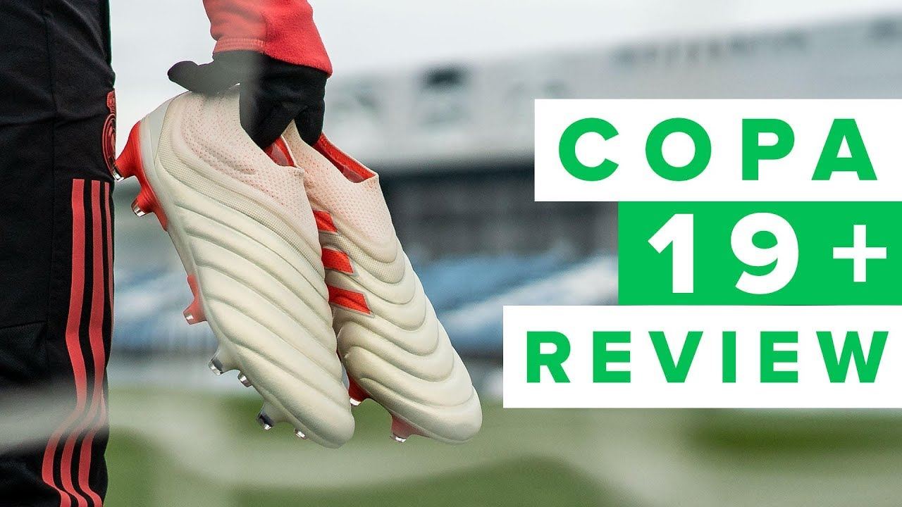 7337517c3 ADIDAS COPA 19+ REVIEW - best leather football boots ever  - YouTube