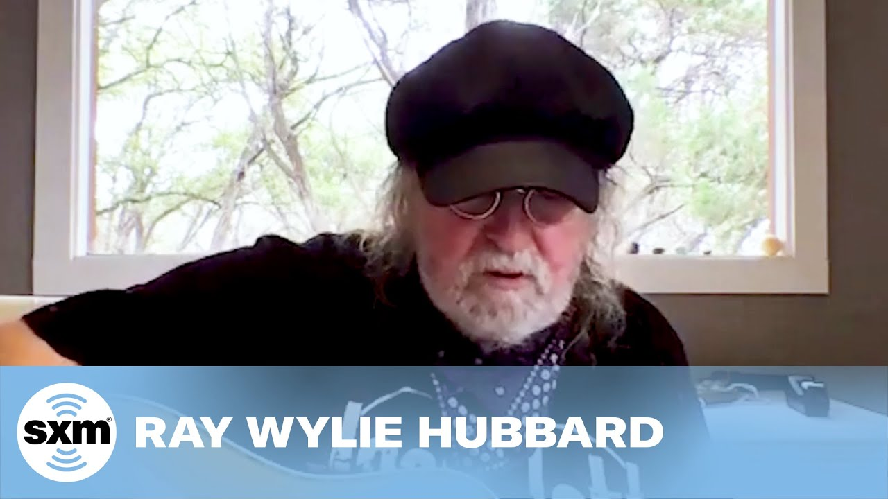 Ray Wylie Hubbard - Bad Trick [LIVE for SiriusXM]