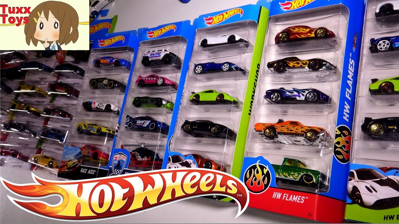 By Request 30 Hot Wheels Exotic Cars Sports Cars Police