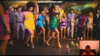 Элвин и бурундуки 3 Танец бурундушек
