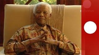 Mandelas Tod - ein Rückblick auf die Biographie des Ex-Präsidenten