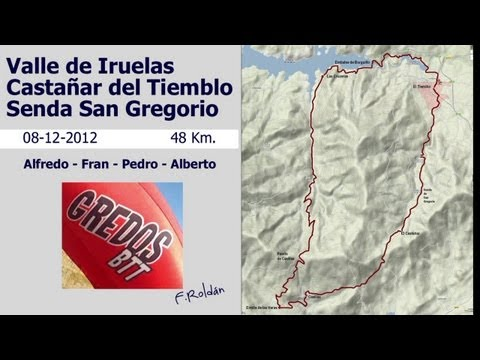 V.Iruelas-Castañar Tiemblo 2012.GREDOS BTT (Roldan)