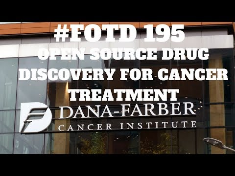 #FOTD195 Open Source Drug Discovery for Cancer Treatment