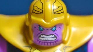Infinity War Movie In LEGOS
