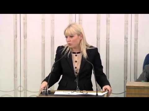 prof. Michał Seweryński, Elżbieta Bieńkowska -wykorzystania środków finansowych z UE