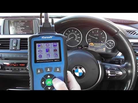 iCarsoft BMM V1 0 BMW & Mini Multi System Diagnostic Reset Tool