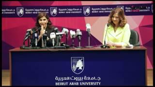 ماجدة الرومي: هناك مؤامرة لتفتيت العالم العربي