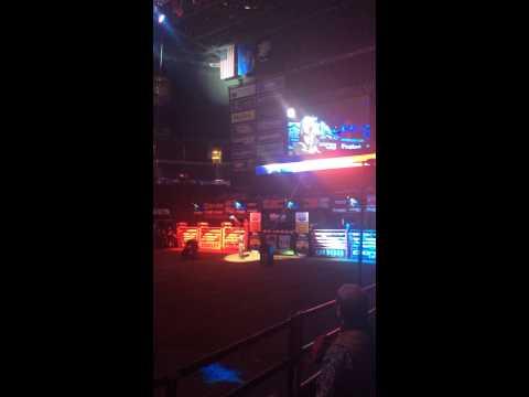 National anthem at the Chesapeake Energy Arena - Bethany Trevino