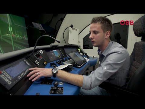 Lokführer Ausbildung auf dem Locomotive Interactive Simulator - Reportage von News on Video